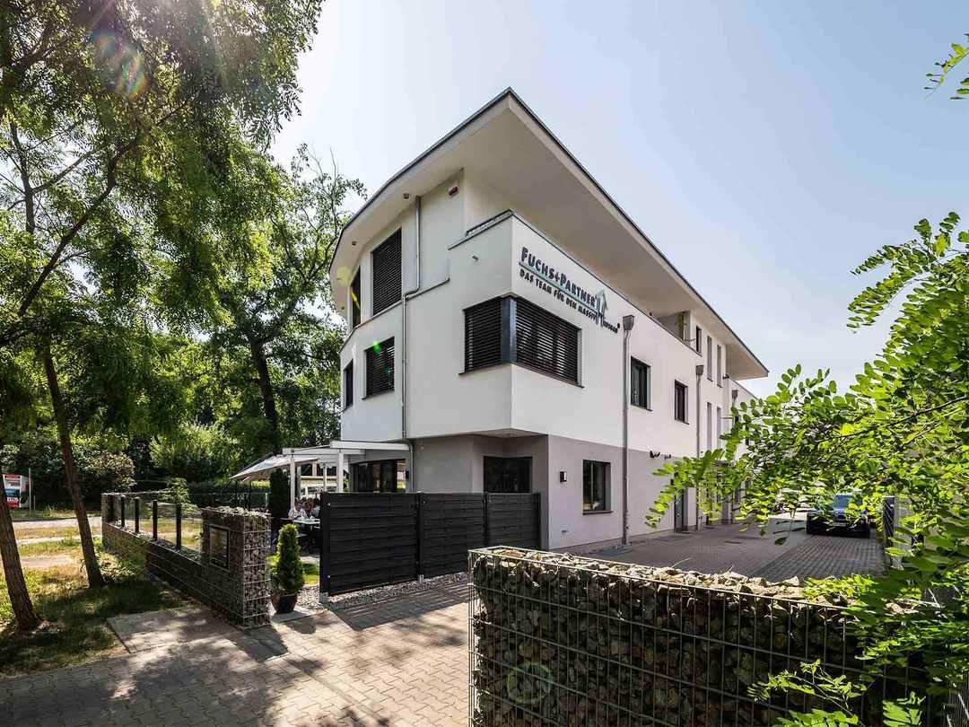 Fuchs Massivhaus Firmensitz