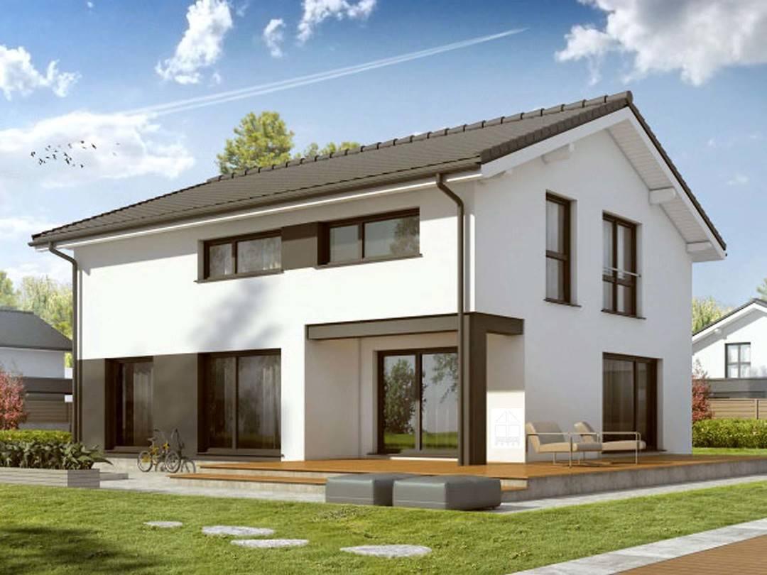 Einfamilienhaus 154 von Hausfreu.de
