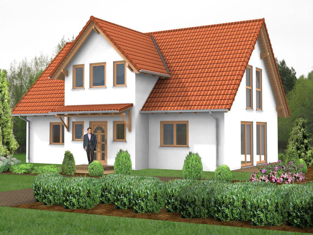 Einfamilienhaus Landhaus 129qm