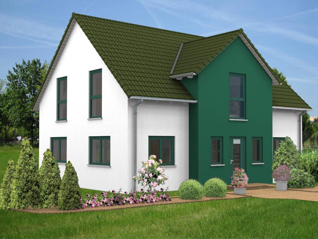 Einfamilienhaus Querhaus 133qm