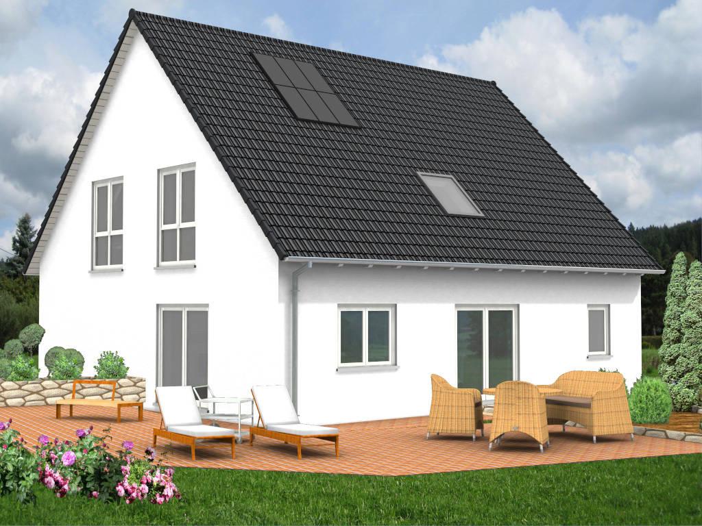 Biohaus mit Gästezimmer 156qm