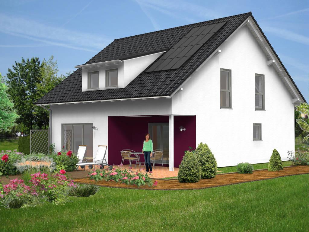 Kindgerechtes Haus Gaube Loggia 165qm