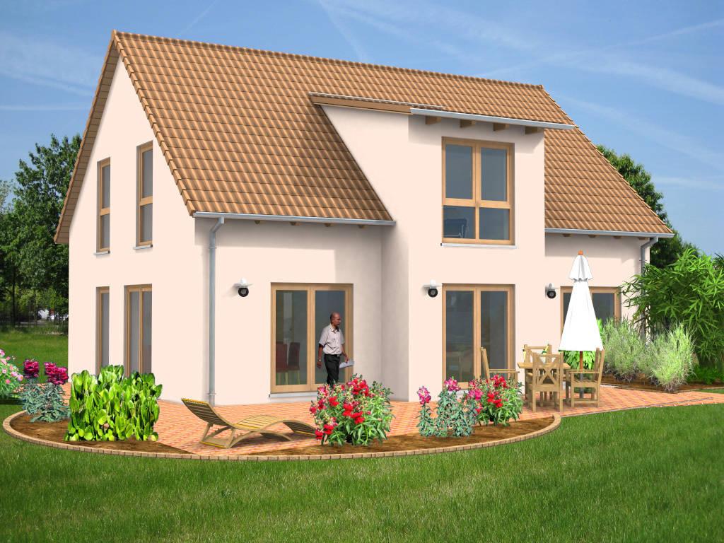 Familienhaus Massivhaus Gaube 145qm