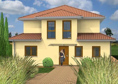 Villa Designerhaus Zeltdach 162qm