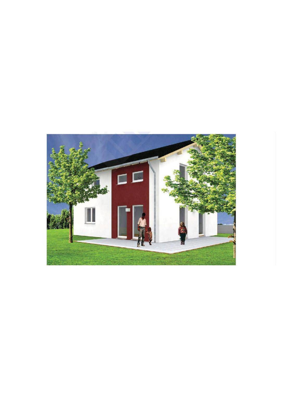 EFH Ausbauhaus 121qm