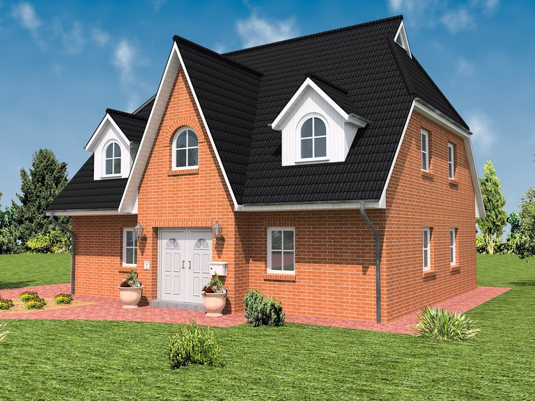 Haus Ahrenshoop Ansicht 1 - IBIS Haus