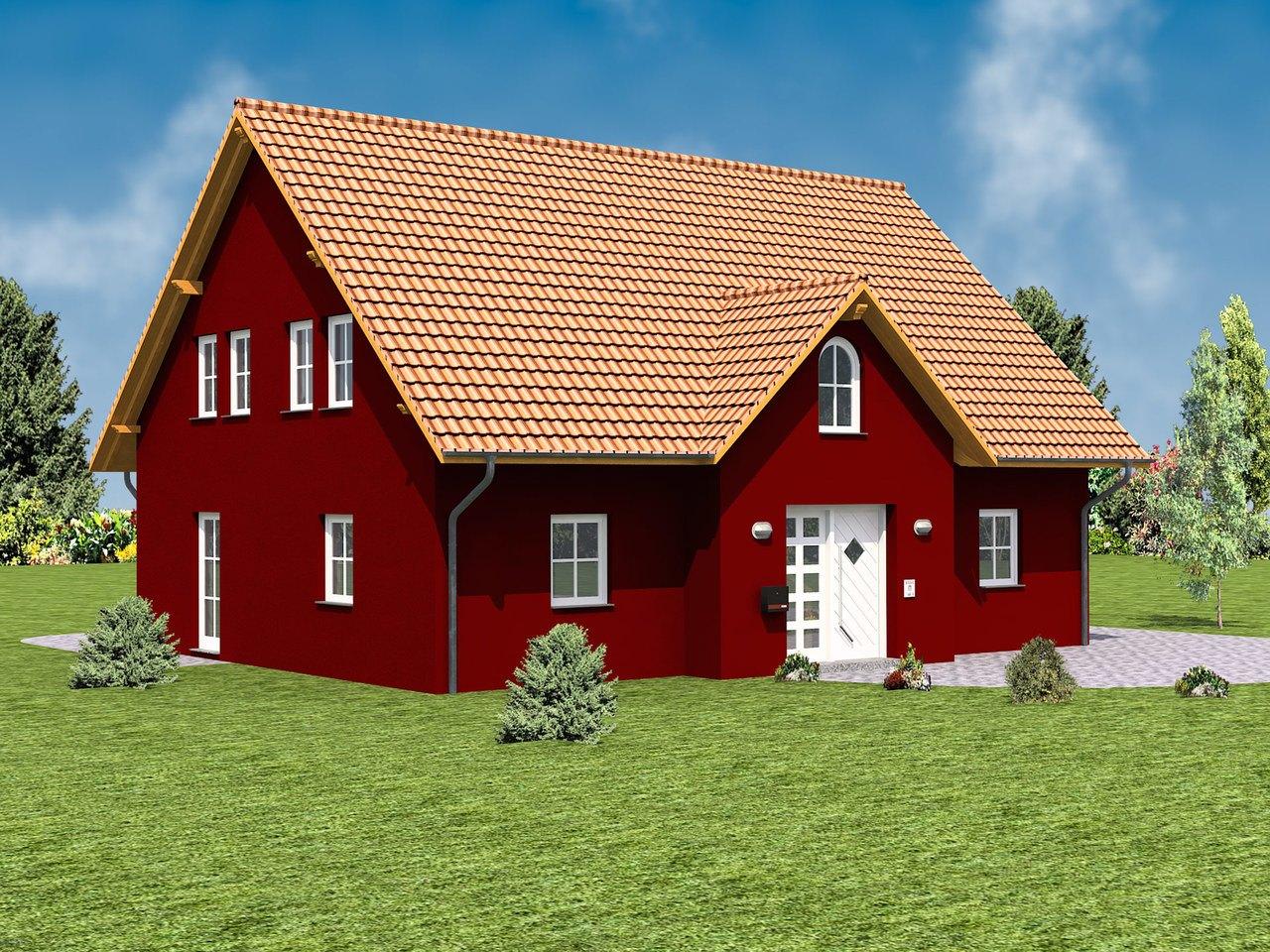 Stadthaus Ribnitz Ansicht 1 - IBIS Haus