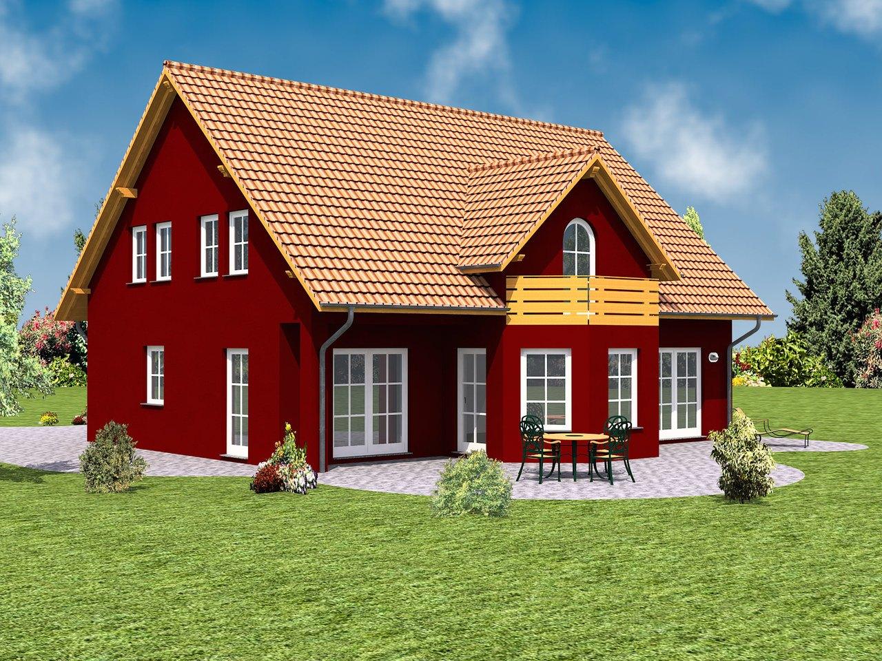 Stadthaus Ribnitz Ansicht 2 - IBIS Haus