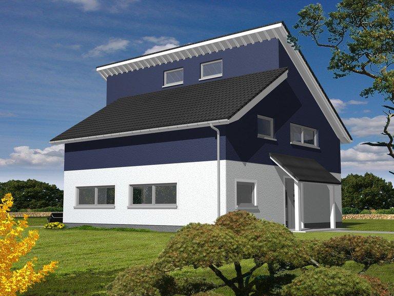 Haus Poel Ansicht 1 - IBIS Haus