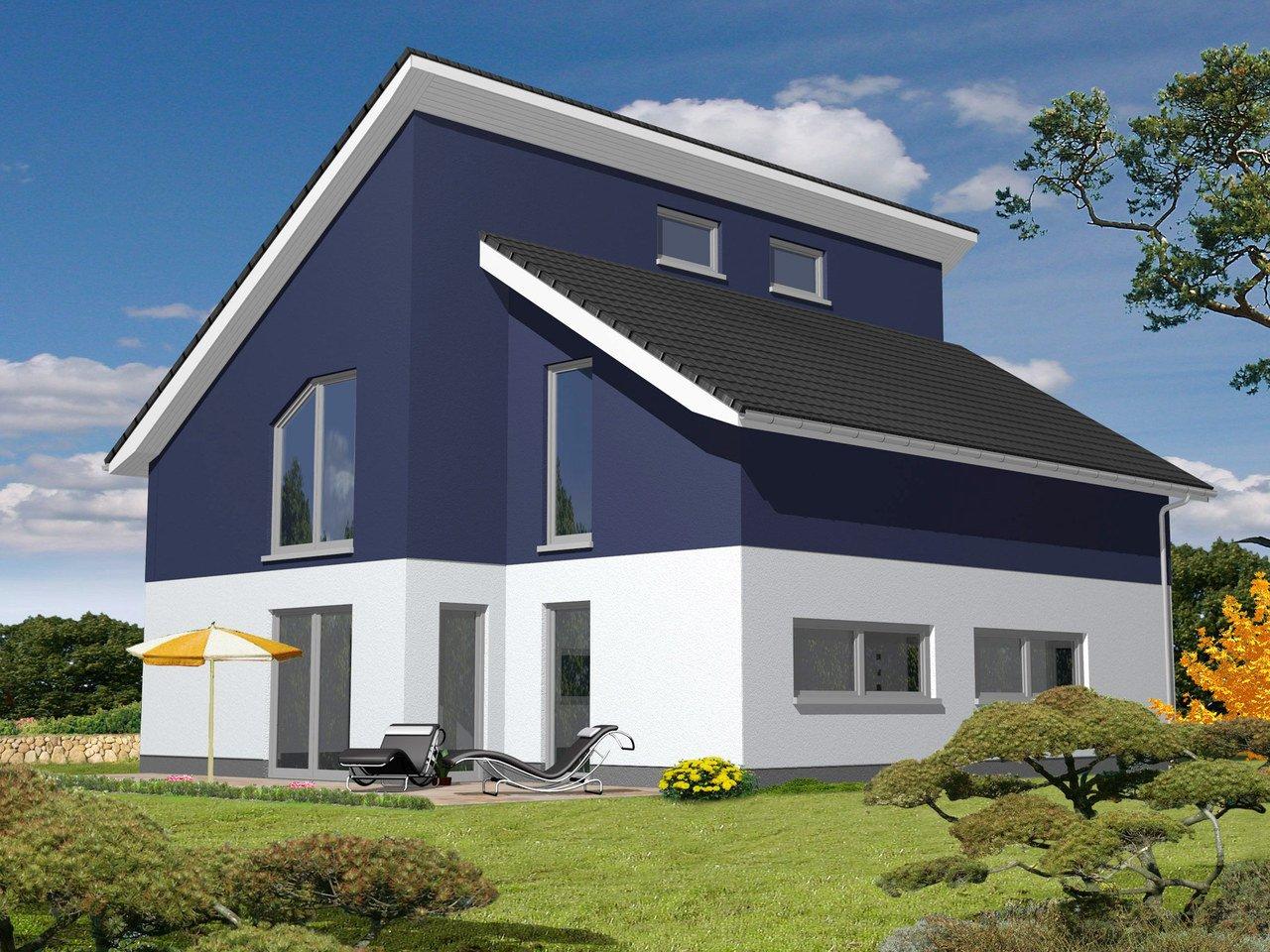Haus Poel Ansicht 2 - IBIS Haus