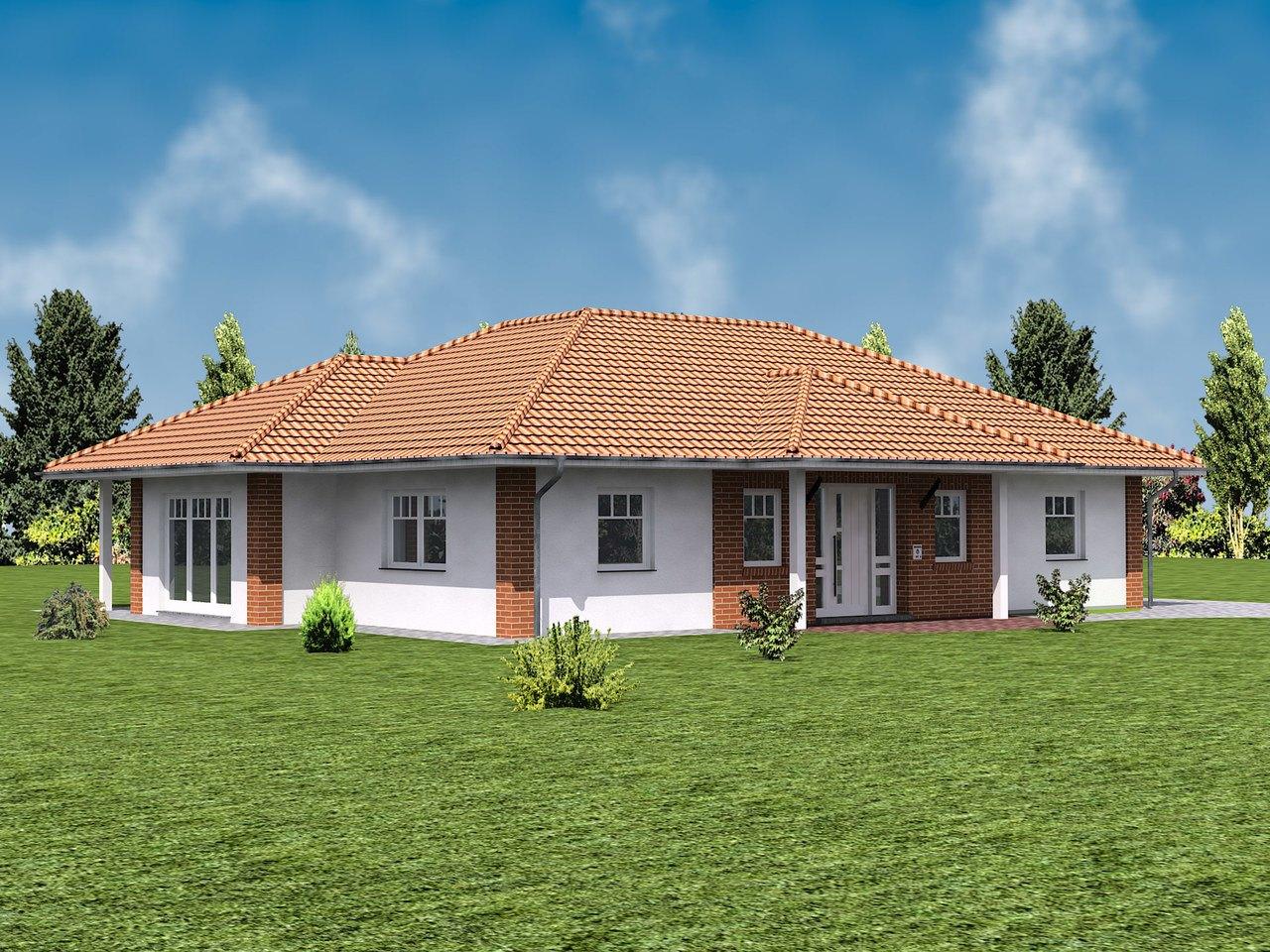 Haus Segeberg Ansicht 1 - IBIS Haus