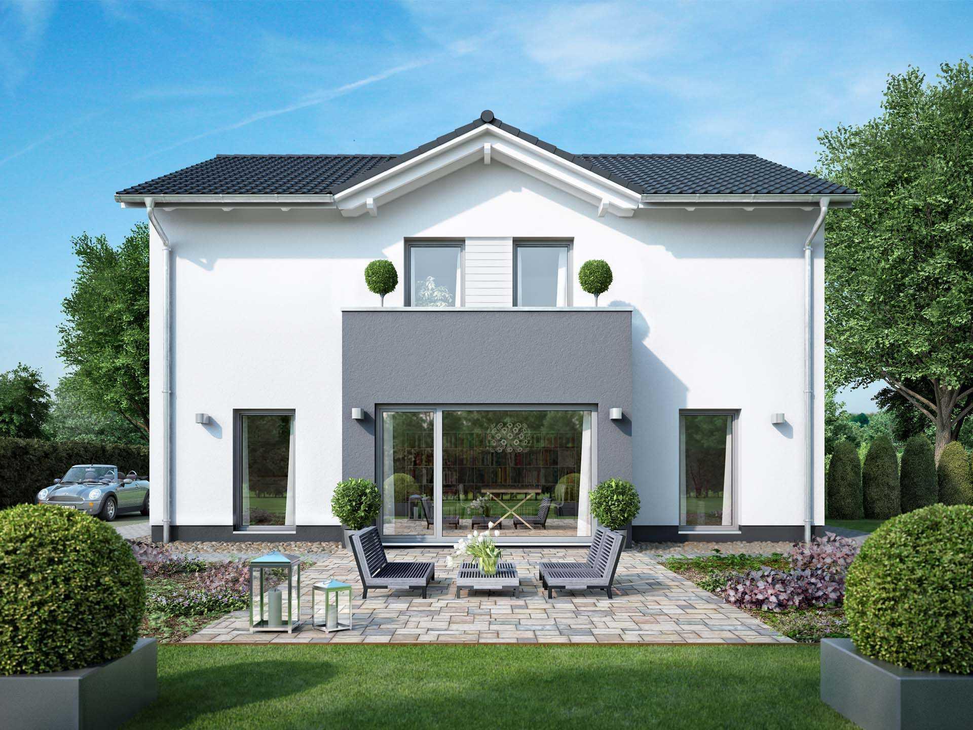 Haus CALVUS SD.200.2 von Heinz von Heiden