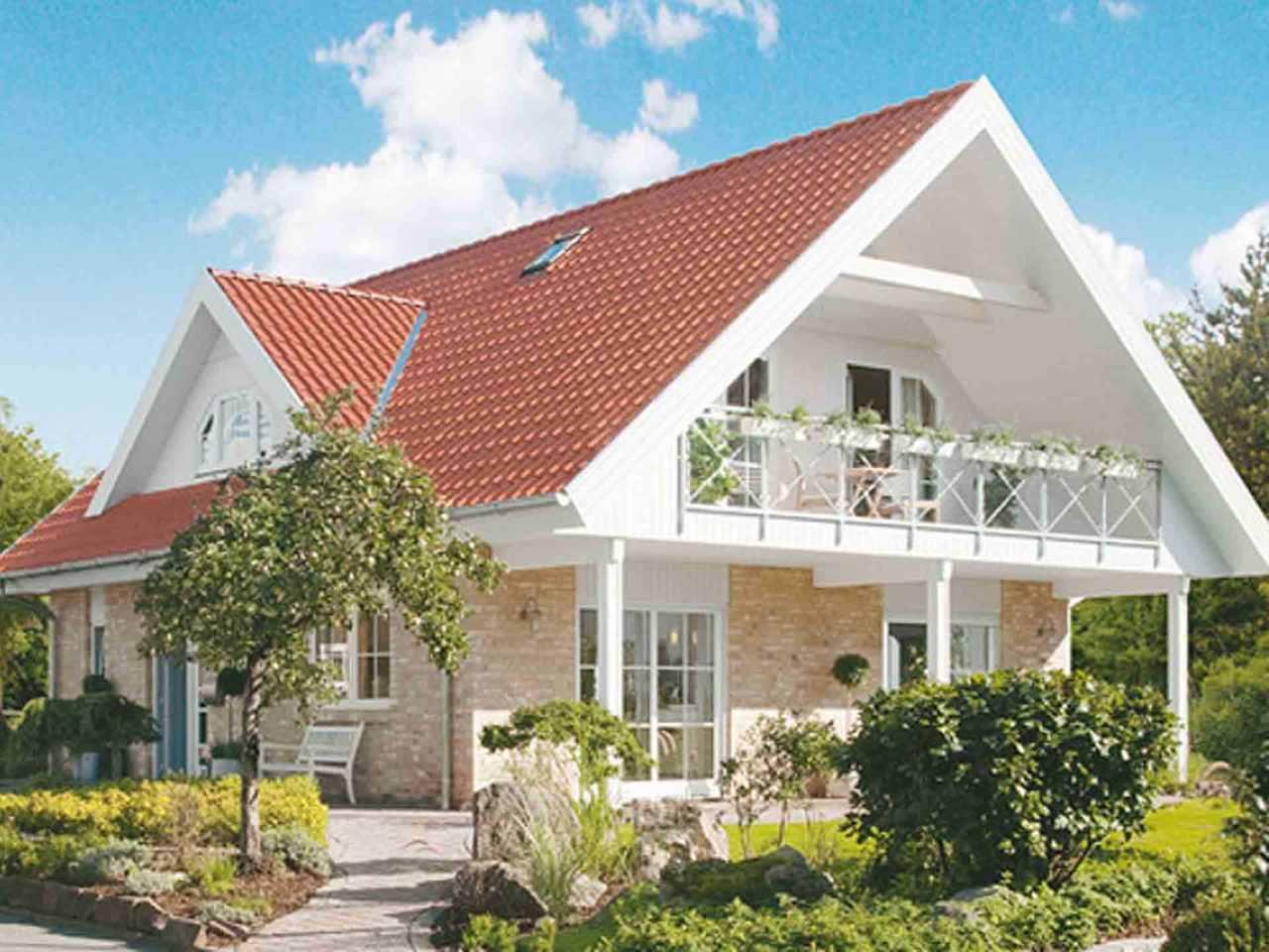 1Liter-Haus Stockholm - Danhaus Außenansicht