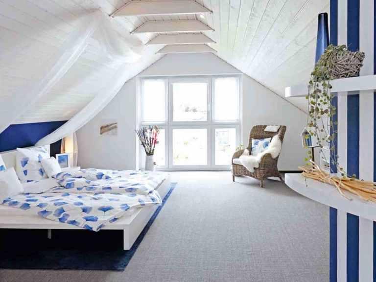 Winkelhaus Westerland - Danhaus Schlafzimmer