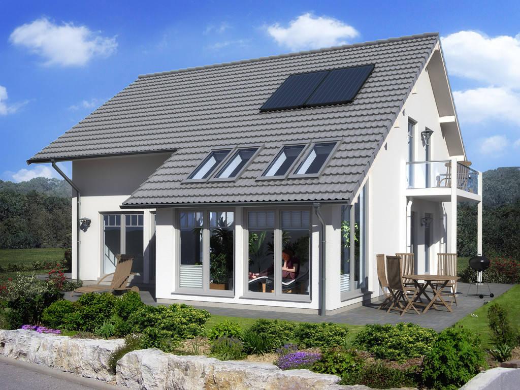 Haus SH 160 D ScanHaus