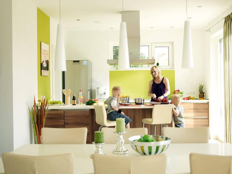 Hanse Haus Variant 45-164 Küche