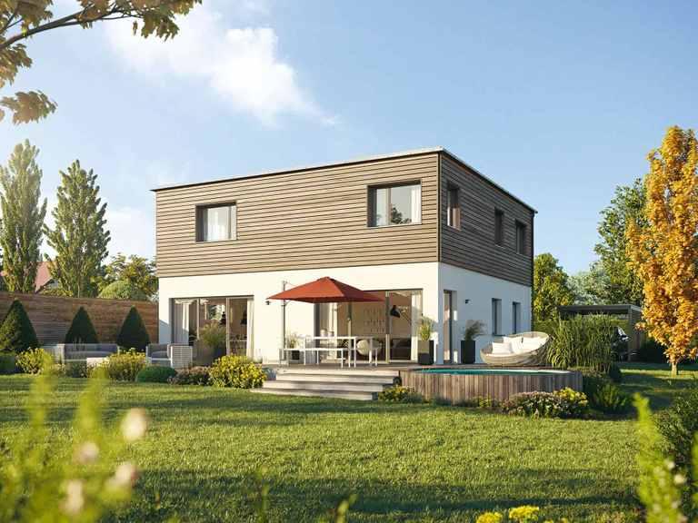 Hanse Haus Cubus 167