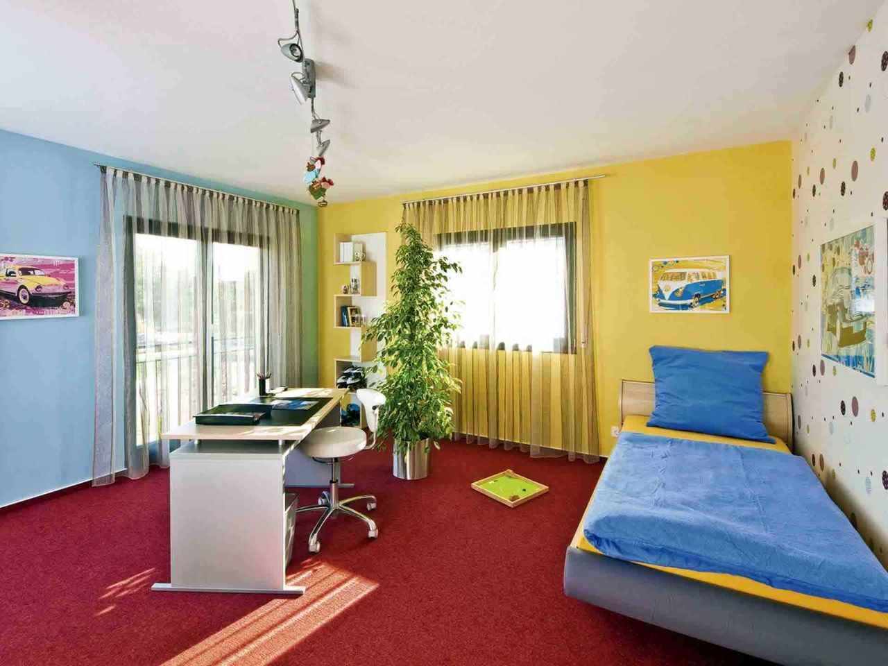 Haus City 600 - WeberHaus Kinderzimmer