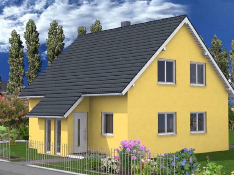 Variantenhaus SD 42 Hauseingang