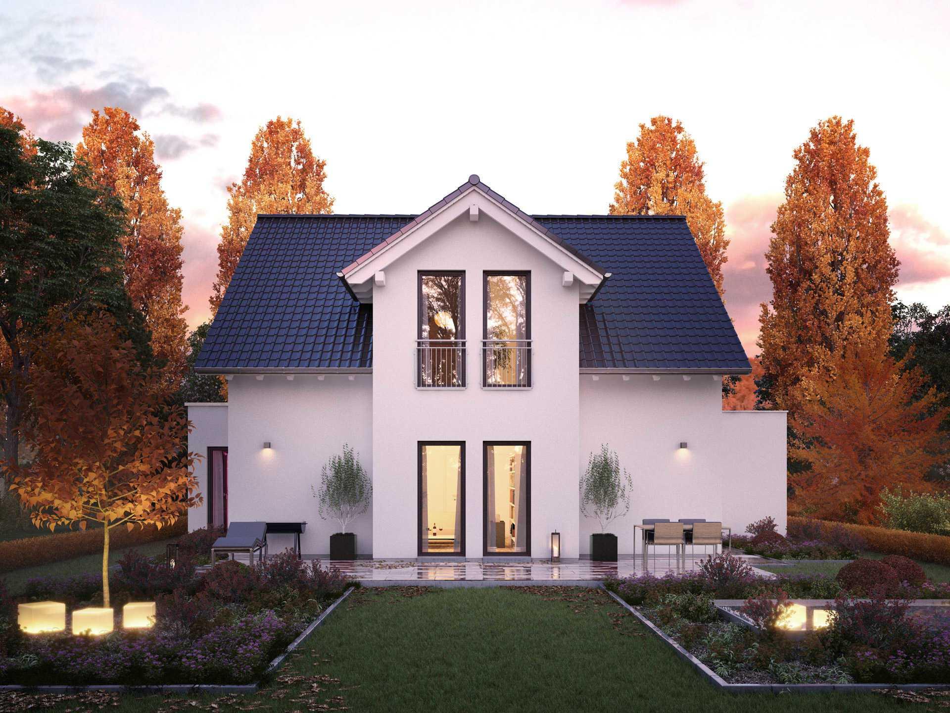 einfamilienhaus lifestyle 2 massa haus. Black Bedroom Furniture Sets. Home Design Ideas