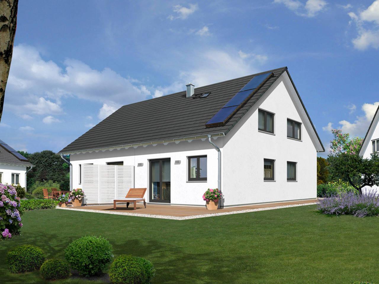 Doppelhaus Behringen 116 Elegance a4