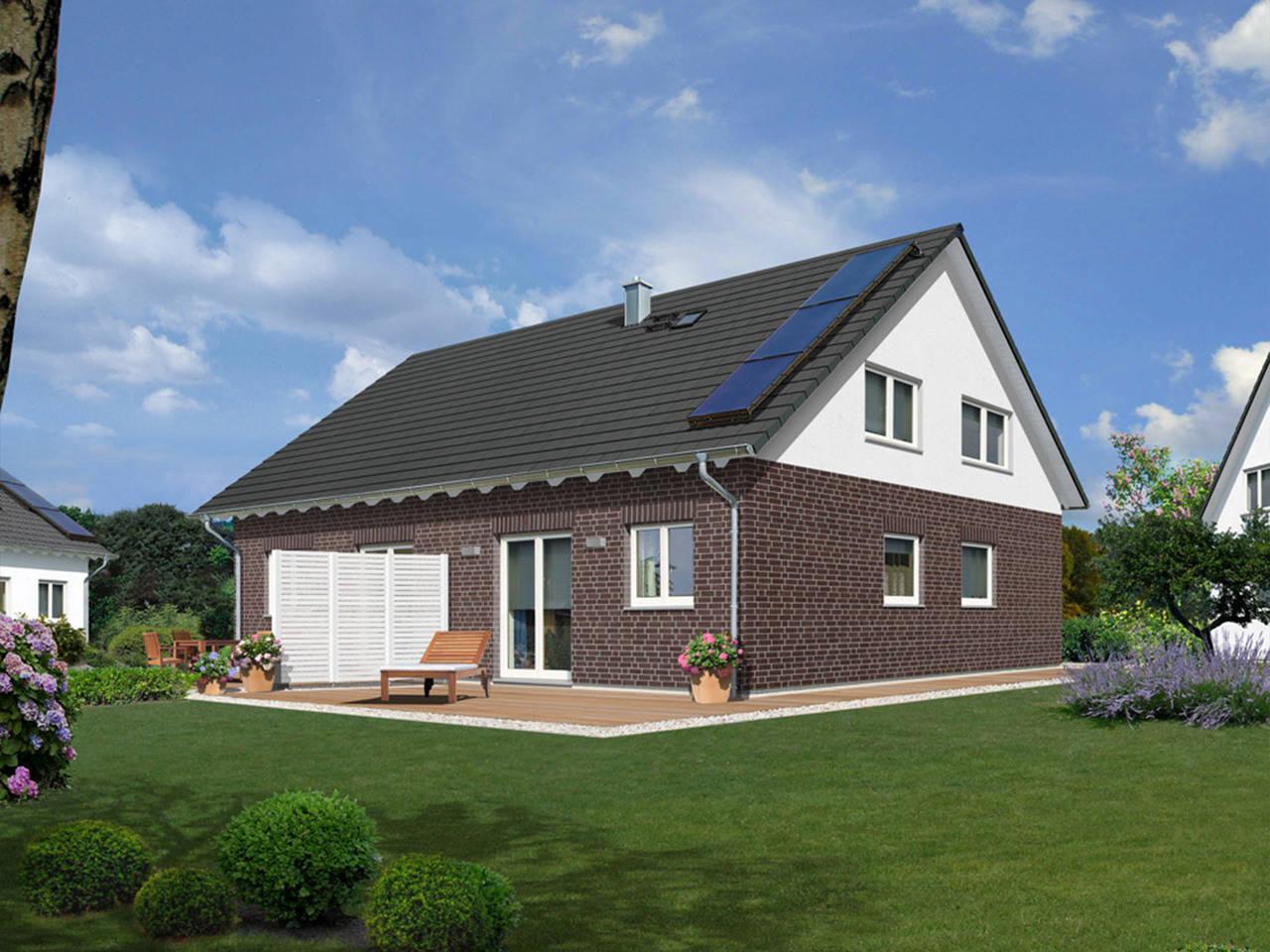 Doppelhaus Behringen 116 Klinkerriehmchen a6
