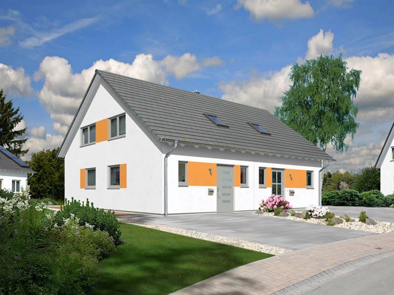 Doppelhaus Behringen 116 Style a2