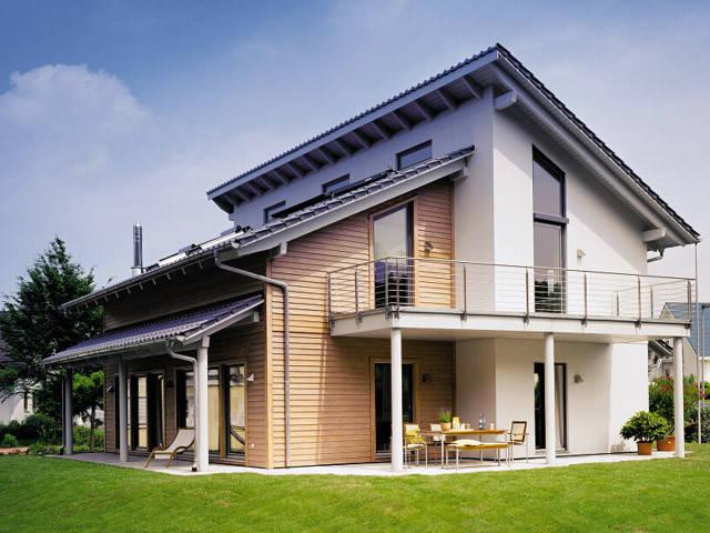 Musterhaus Bad Vilbel - Plan 676.3 von SchwörerHaus