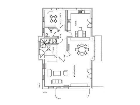 Haus Seevetal Grundriss Erdgeschoss