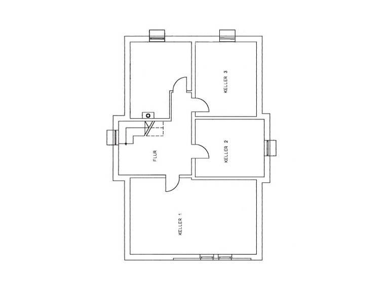 Haus Seevetal Grundriss Kellergeschoss