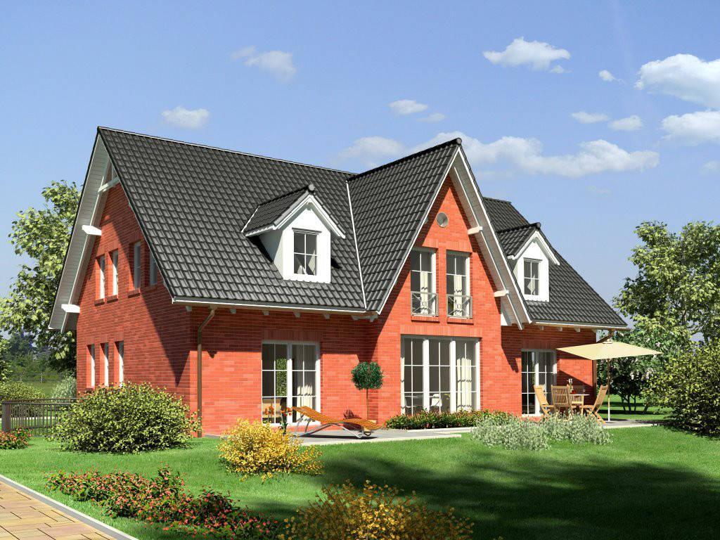 Haus Seevetal Hess Massivbau Musterhaus Net