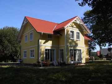 Haus Skandinavischer Stil Pic | Schwedenhaus Im Skandinavischen Stil Auf Musterhauf Net Finden