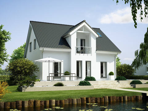 Einfamilienhaus profamily 146 prohaus for Einfamilienhaus bauplan