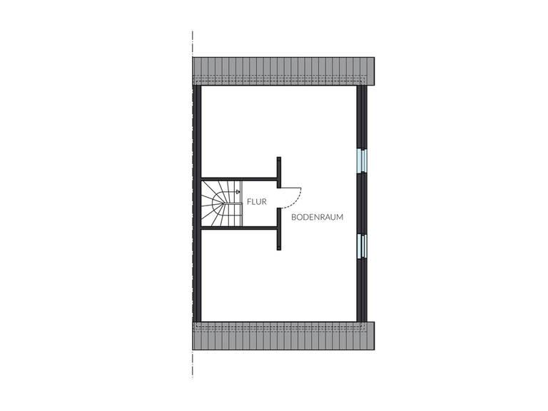 Doppelhaus ProGeneration 194 Grundriss DG