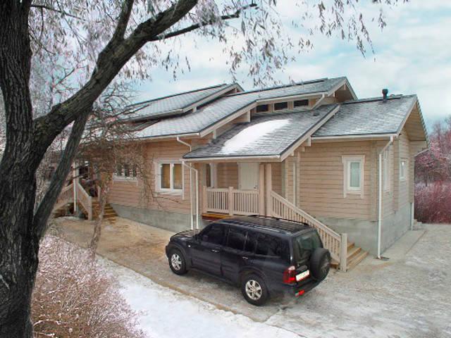 Haus Alliaria von Woody-Holzhaus