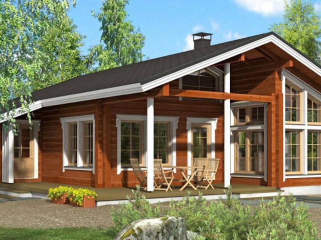 Haus Limo von Woody-Holzhaus