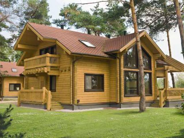 River House 2 von Woody-Holzhaus