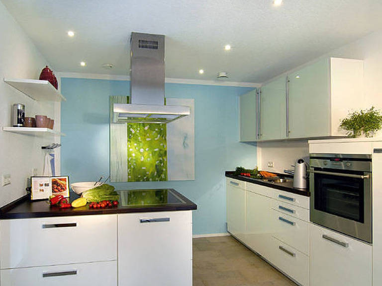 Küche von Effizienzhaus Hausidee 412.72