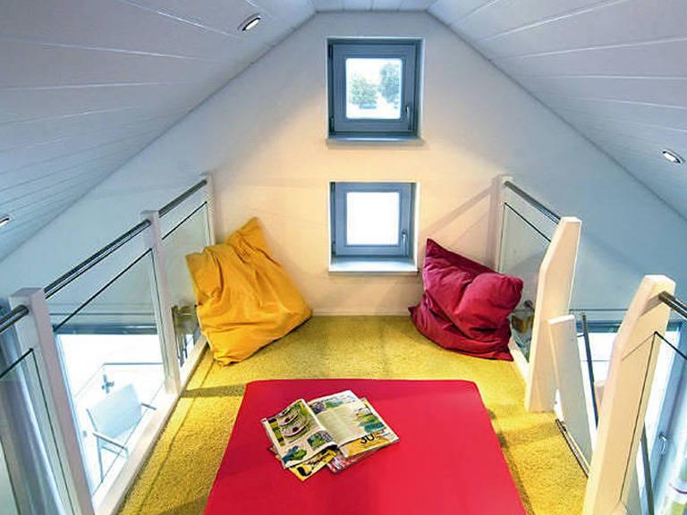 Schlafzimmer Effizienzhaus Hausidee 412.72