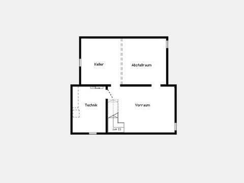 Kundenhaus Plan 417.12 Grundriss KG
