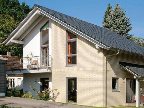 Kundenhaus Plan 417.12 von SchwörerHaus