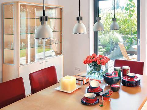 Kundenhaus Plan 417.12 Wohnzimmer