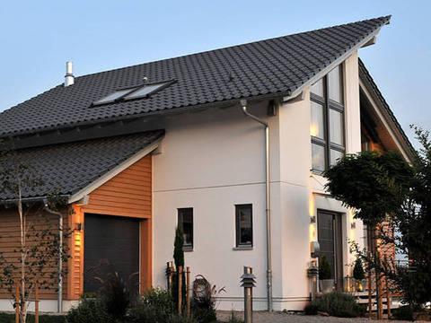 Kundenhaus Plan 417.13 von SchwörerHaus KG