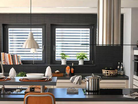 Küche Kundenhaus Plan 417.13