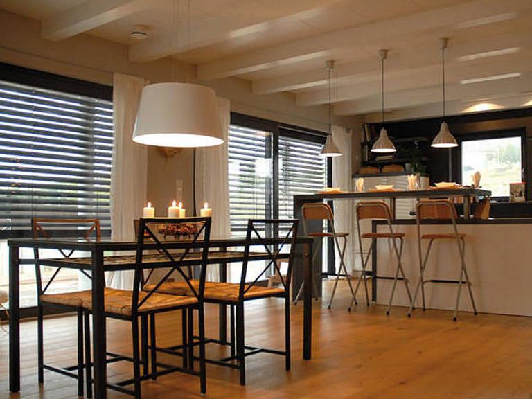 Essbereich Kundenhaus Plan 417.13