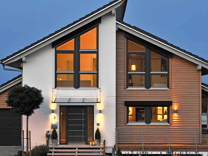 Kundenhaus plan schw rerhaus for Modernes haus plan