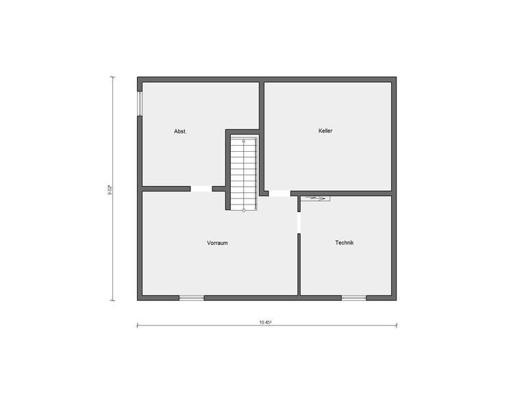 Musterhaus SCHÖNER WOHNEN-Haus - KG