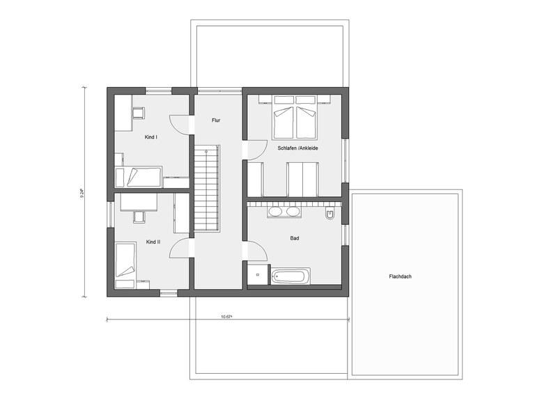 Musterhaus SCHÖNER WOHNEN-Haus - OG