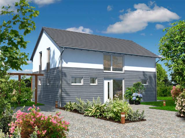 Das Landhaus 142 - Modern von Harr Massivhaus - Town & Country