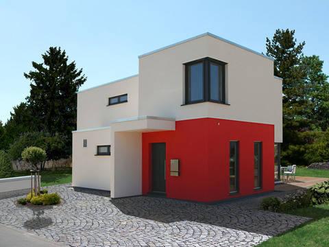 Kubus Haus Patrino von Fingerhut Haus